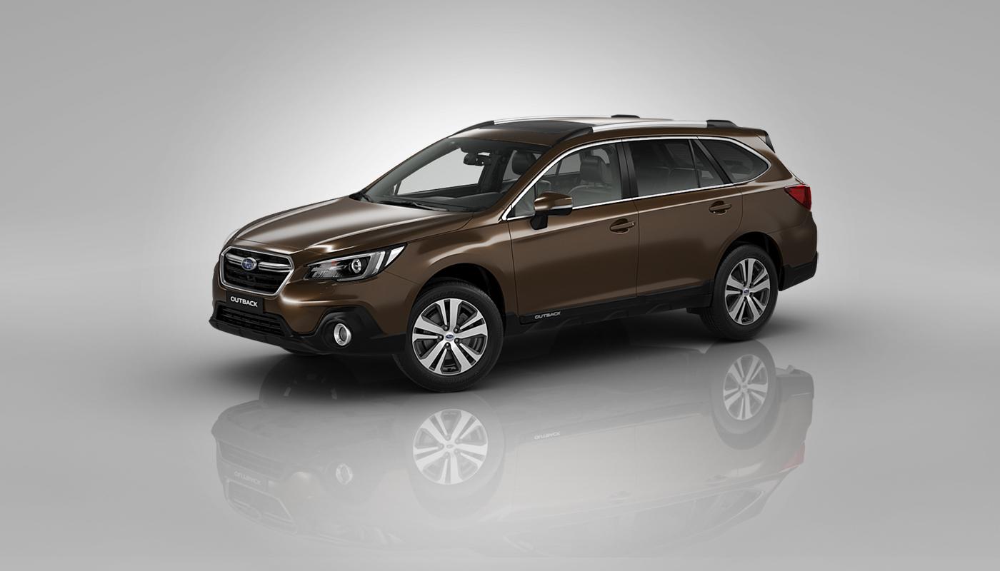 Katalog Subaru Outback