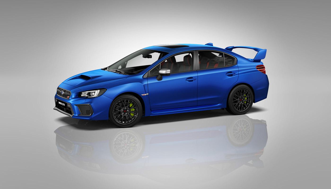 Katalog Subaru WRX STI